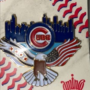 ⚾️Vintage Cubs Collector Pin